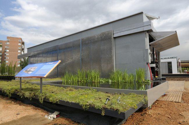 Casas verdes: la arquitectura ecológica