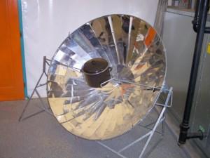 Cocina solar alternativa ecológica