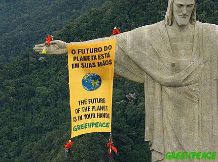 Río de Janeiro - Greenpeace