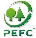 PEFC papel reciclado