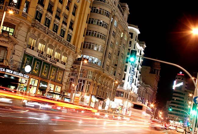 Tráfico en grandes ciudades