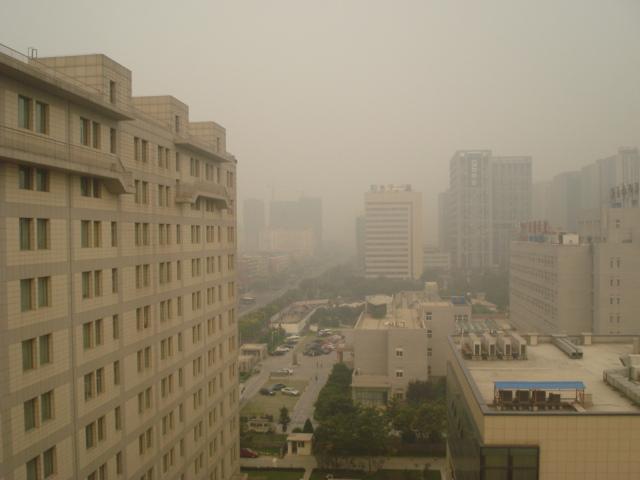 Contaminación atmosférica y muerte, una peligrosa y estrecha relación