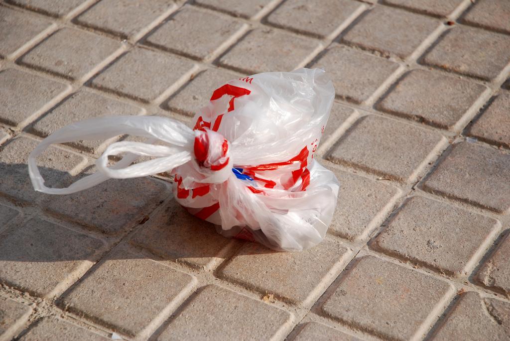 ¿Cuánto contamina una bolsa de plástico?