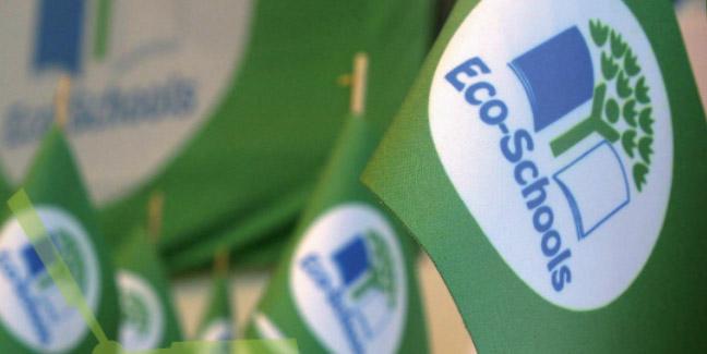 Eco-Escuelas: gestión y educación ambiental desde la infancia