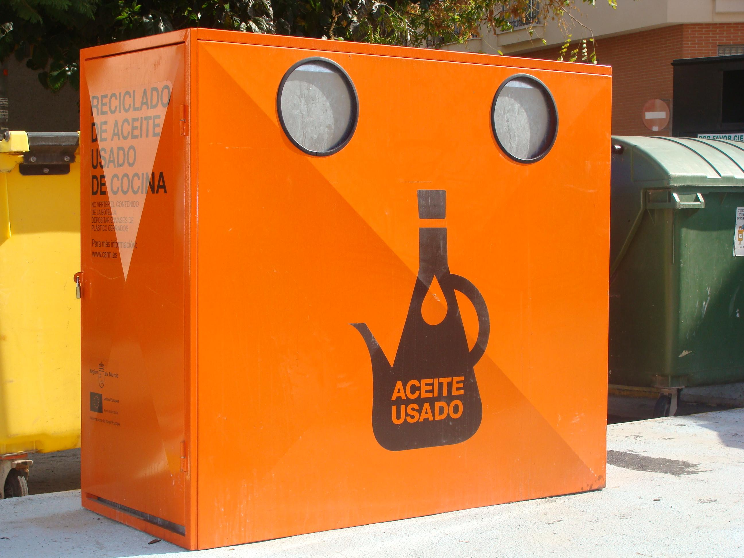 Aceite, medicamentos y electrónica: asignaturas pendientes del reciclaje