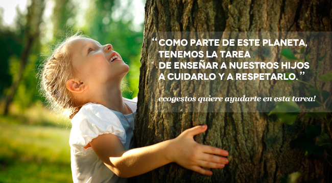 Concurso: Gana tres libros sobre ecología para niños