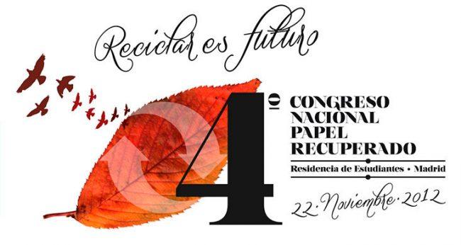 Futuro y presente del reciclaje de papel en el IV Congreso de Papel Recuperado