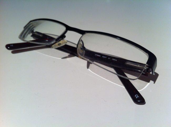 ¿Vas a cambiar de gafas? ¡Dales una nueva vida!