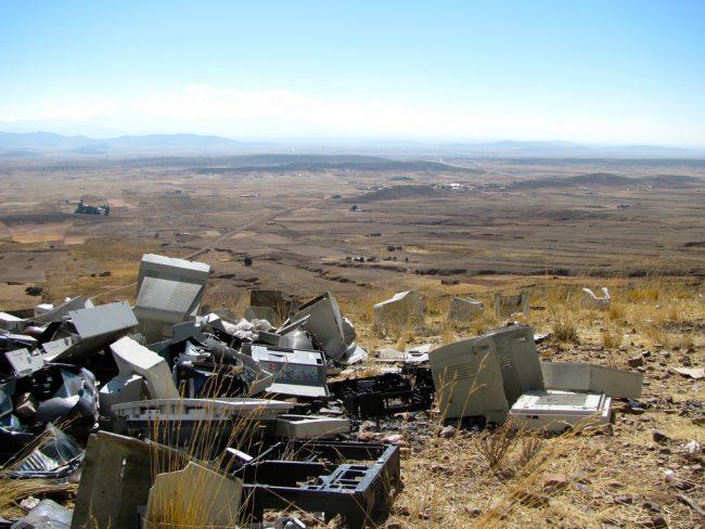 Basura electrónica: un reto que necesita soluciones