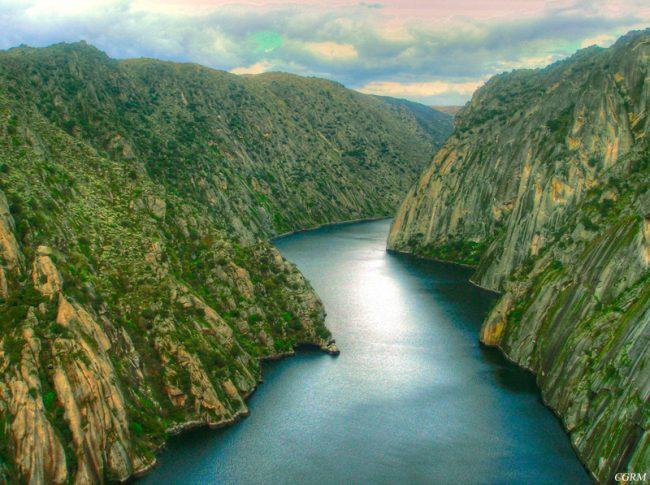 Parque Natural Arribes del Duero: cañones fronterizos