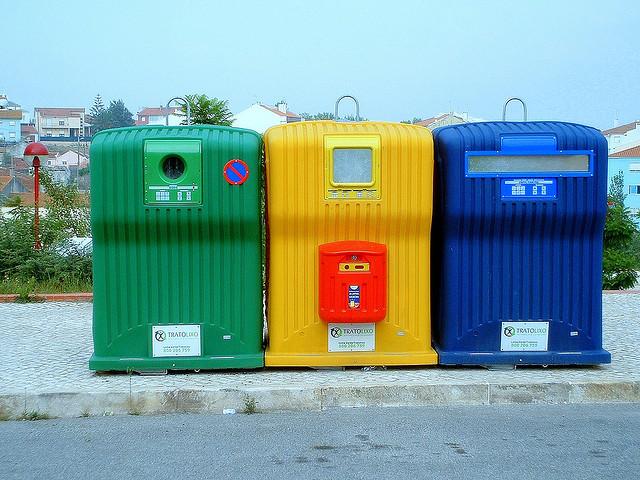 Austria, Alemania y Bélgica son los países que más reciclan