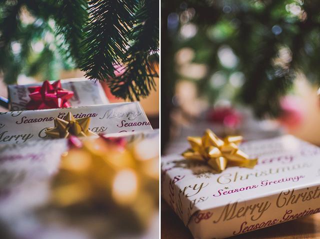 Regalos ecológicos de Navidad