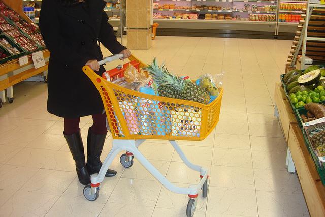 ser ecológicos en el supermercado