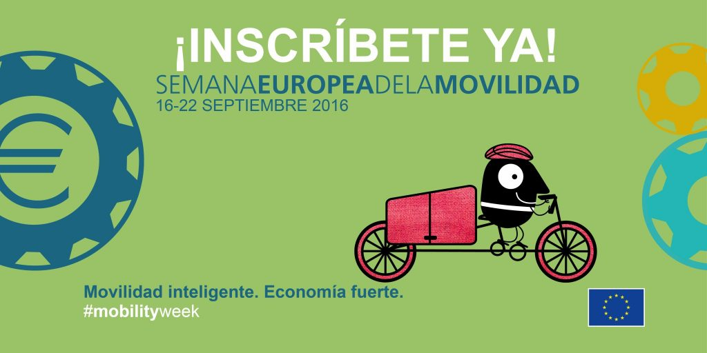 Semana Europea de la Movilidad sostenible 2016