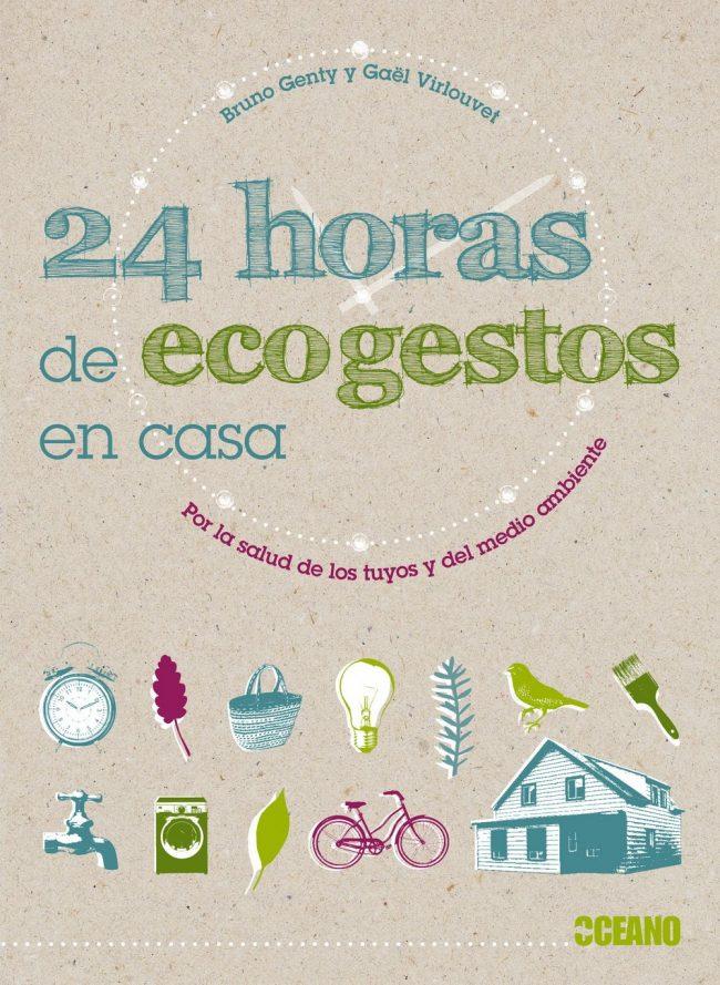 libro 24h de ecogestos en casa