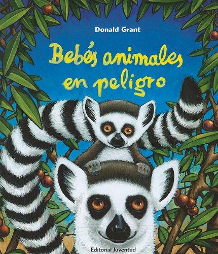 libro bebes animales en peligro